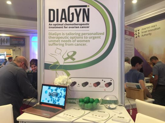 diagyn at mixiii biomed conference 2019