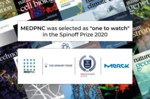 medpnc spinoff prize